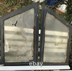 1973-78 VW THING 4 Original Removable Side Curtain Window Frames Need Restore