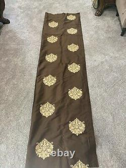 ANTHROPOLOGIE CURTAIN WINDOW PANEL 52 X 96 One panel per listing