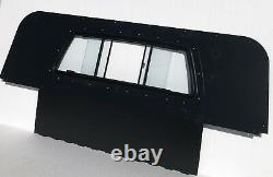 HUMVEE Rear iron Curtain With Sliding Window Military M998 H1 Hummer