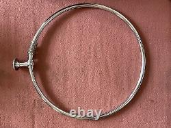 Lefroy Brooks LB3207 Edwardian Hoop Shower Round Curtain Rail In Chrome