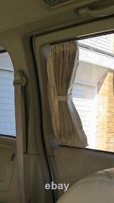 Luxury curtains rear window rear curtain kits For E51 nissan Elgrand all models