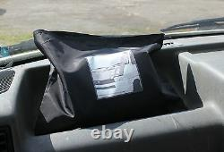 Screen Cover Black Out blind VW T4 Window Curtain Wrap Eyes Orange